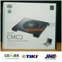 Jual Cooler Master Notepal CMC3 Laptop Cooling Pad Murah