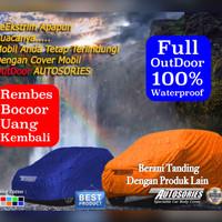 Cover Mobil Full Outdoor / Toyota Calya / Warna Polos / Sesuai Ukuran