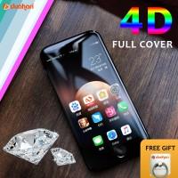 Jual Tempered Glass FULL COVER 4D iPhone 6  6s / 6 PLUS / iPhone 7 / 7 PLUS Murah