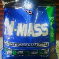 ANS N MASS 2KG REPACK/TRIAL SIZE WEIGHT GAINER TERMURAH