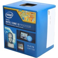 Intel Core i3-4170 BOX 3.7Ghz - Haswell Socket 1150