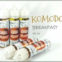 Jual Komodo breakfast pink beach not so lazy premium liquid murah enak Murah