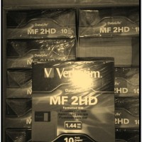 Disket Verbatim / Floppy Disket / Floppy disk