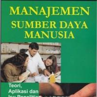 harga Manajemen Sumber Daya Manusia - By Tjutju Yuniarsih & Suwatno Tokopedia.com