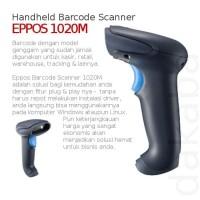 Jual Barcode Scanner Laser / Eppos Barcode Scanner Handal Murah