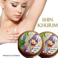Jual PEMUTIH KETIAK SHIN KHURIM!! ORIGINAL BER BPOM!! Murah