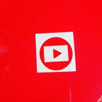 Stiker Youtube Sticker Mobil Mitor Laptop Hp Dll
