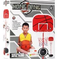 Ring Basket Sports Game Hong / Set Ring Basket Untuk Anak-anak