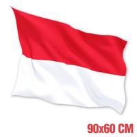 Jual bendera merah putih 90x60cm Murah