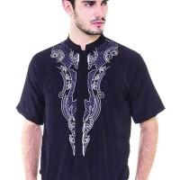 563IRF, baju koko/pendek/fashion muslim/dewasa/pria/laki-laki/cowok