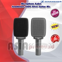 Microphone Kabel Sennheiser e609 Silver Guitar Mic / e 609 / e-609