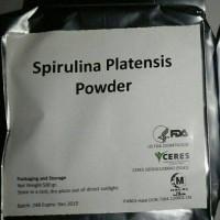 Jual Spirulina Platensis Powder/Bubuk Spirulina Murah