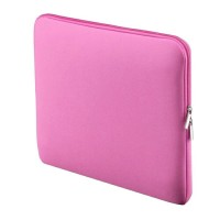 Tas Laptop / Softcase for Laptop 14 inch Sleeve Simply Neoprene - Pink