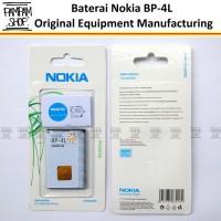Baterai Nokia E6 E6i E63 E71 E72 E73 Mode E90 N97 Bp4l Bp-4l Original