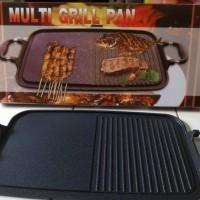 Jual MultiGrillPan Panggangan Sehat Pemanggang Grill Pan Multi Fungsi Murah