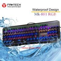 Jual Keyboard Gaming MK-881 NEW RGB Mechanical Full Size Murah
