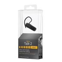 Jual [JKT] Jabra Talk 2 Headset With HD Voice Technology - HITAM Murah