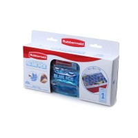 Selimut Es Gel Pendingin | Rubbermaid Blue Ice Blanket