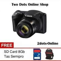 Canon Powershot SX430 IS WiFi Free Memory & Tas - SX 430 IS - SX430IS