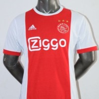 Jersey Baju Bola AJax Amsterdam Home 17/18 Grade Ori Adidas Murah Adid