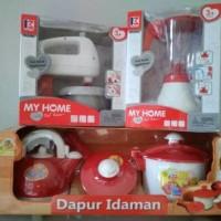 Jual Perlengkapan dapur / mainan anak / kitchen set  Murah
