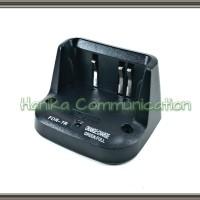 FOR-7R Desktop Charger HT Yaesu VX-6R VX-7R VX6 VX7 Mangkok Cajer
