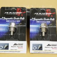 harga Js Racing Magnetic Bolt (baut Magnet) - Original Tokopedia.com