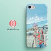 Casing Handphone KPOP MONSTA X NEWTON WONHO