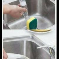 Alat pencuci piring dishwand bonus refill