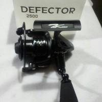 alat pancing/fishing reel Kamikaze defector 2500