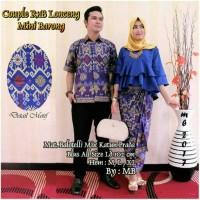Jual couple batik / sarimbit batik / lonceng barong Murah