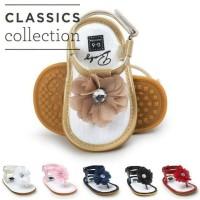 Sepatu Prewalker Premium Big Ribbon - Sepatu bayi anak murah Import