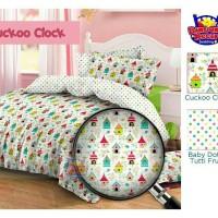 Sprei STAR Cuckoo Clock Ukuran 180x200