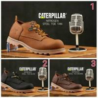 Sepatu Proyek Caterpillar Nitrogen safety shoes