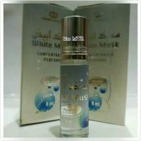 parfum dobha aroma white musk 6ml murah, mirip al rehab, minyak wangi