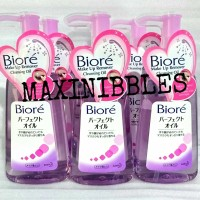 Jual Biore Make Up Remover Cleansing Oil 150ml Murah