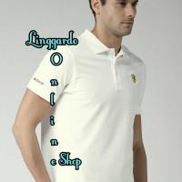 Kaos kerah baju Polo shirt Scuderia Ferrari