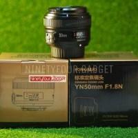 Yongnuo 50mm F/1.8 Nikon AFS Lensa Fix Nikon