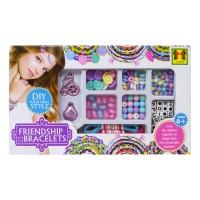 Friendship Bracelets / Mainan Membuat Gelang / Manik-manik