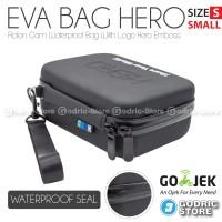 Hero EVA Tas Waterproof Case Small Size Bag Xiaomi Yi , GoPro & BRICA