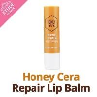 [ETUDE HOUSE] Honey Cera Repair Lip Balm 4g - 100% Original