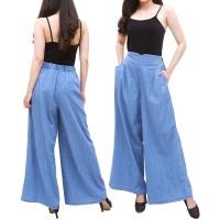 Celana Kulot Jeans SONIA / Celana Panjang / Celana Wanita / 3743