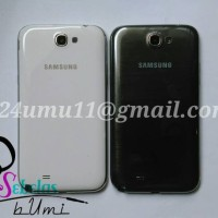 CASING FULLSET / HOUSING / BEZEL SAMSUNG GALAXY NOTE 2