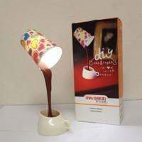 Promo Lampu Led Model Kopi Tuang - Hhm158 Termurah