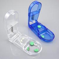 Jual Alat Pemotong + Tempat Obat Praktis - Hhm179 Original