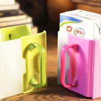 Promo Pemegang Tempat Kotak Susu Anak - Ahm041 Termurah