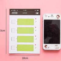 Cuci Gudang Note Gosok / Kartu Pos Atchcard / Kartu Ucapan Keren Lucu