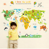 Cuci Gudang Wallpaper Dunia Dengan Motif Binatang / Animals Khm080