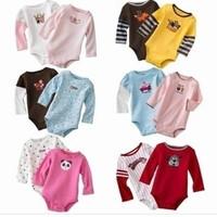 Jual Baju Monyet / Jumper Untuk Bayi Lengan Panjang Acg047 Termurah