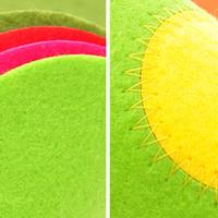 Cuci Gudang Tatakan Gelas Sunflower - Hkn078 Terbatas